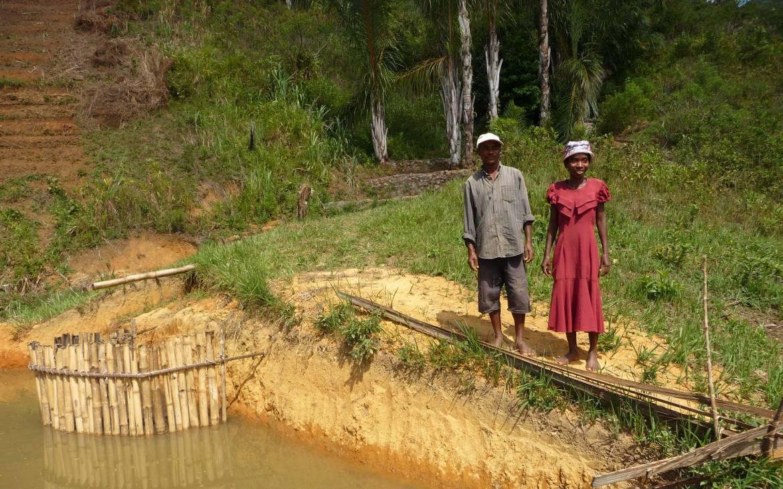 Kleinbauern f rdern auf madagaskar wwf schweiz for Fischteich schutz